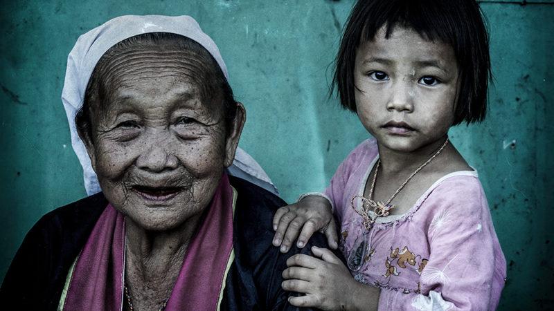 Mi abuela y yo