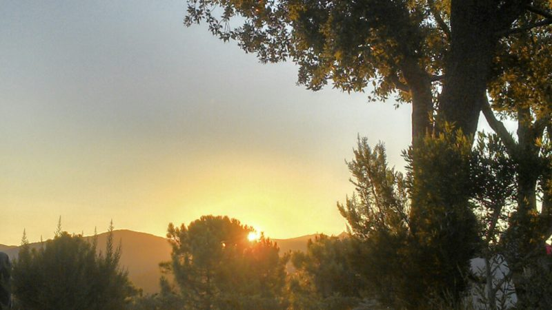 El Sol, ejemplo de vida.