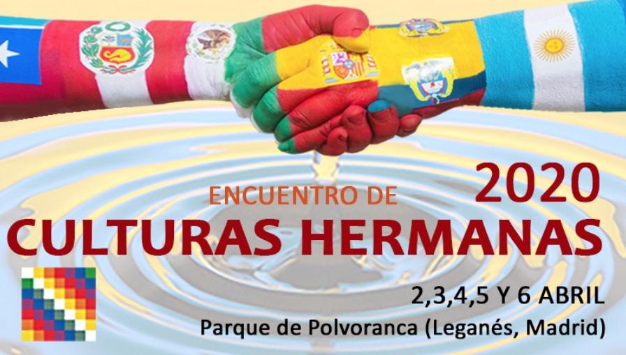 Encuentro Internacional de Culturas Hermanas 2020