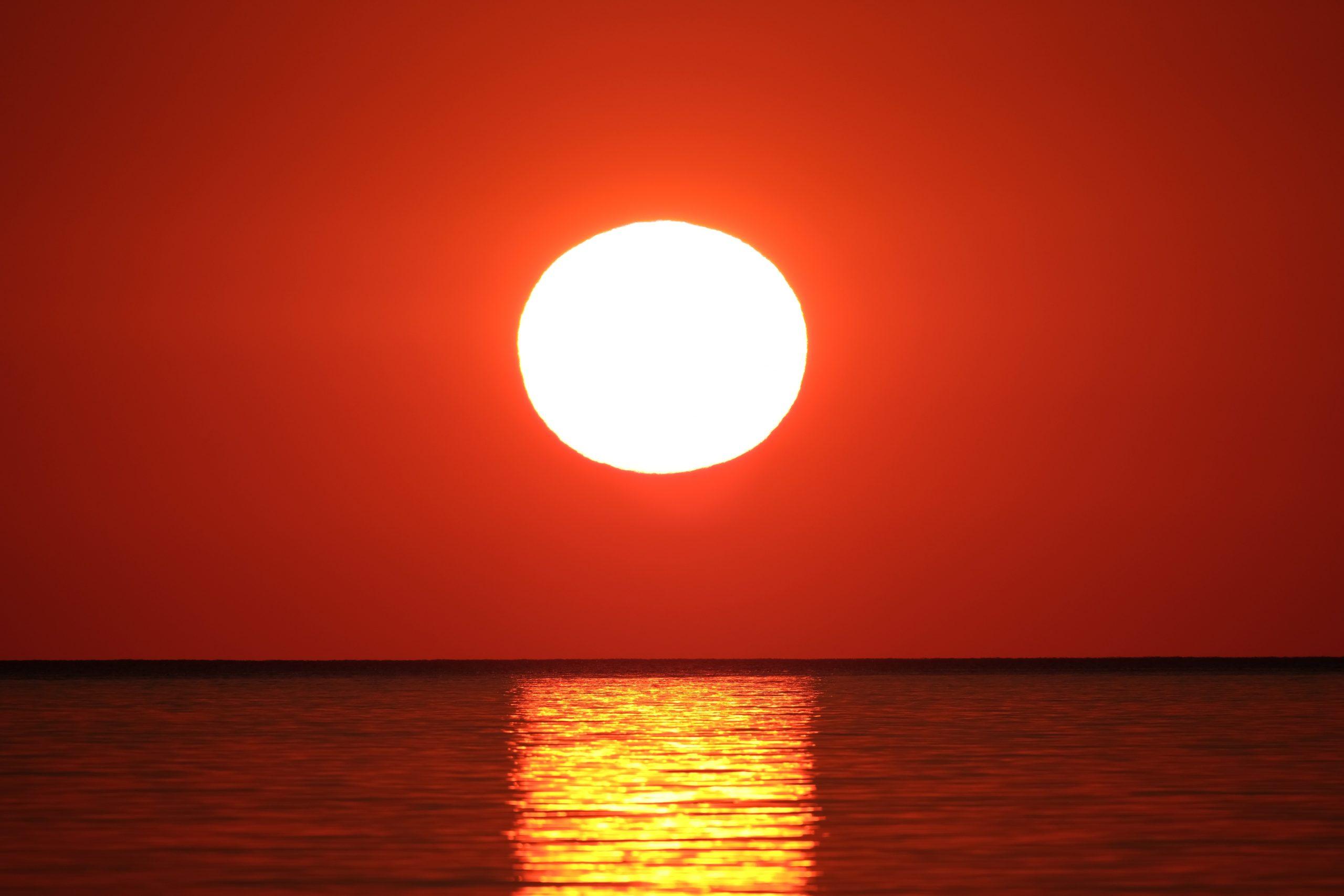 La salida del Sol