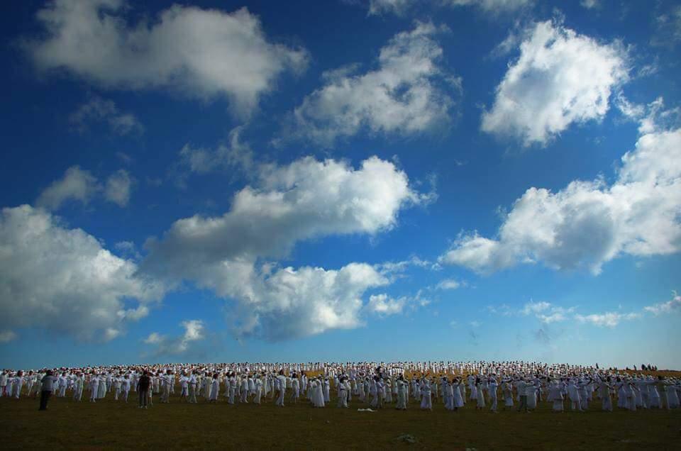 ¿Dónde está el mundo espiritual?