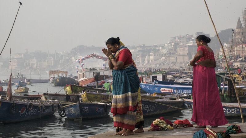 A orillas del Ganges