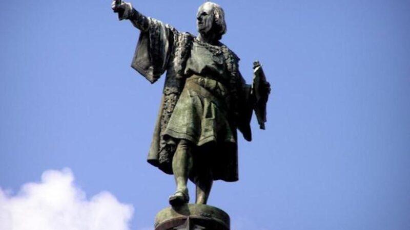 La cabeza de Colón