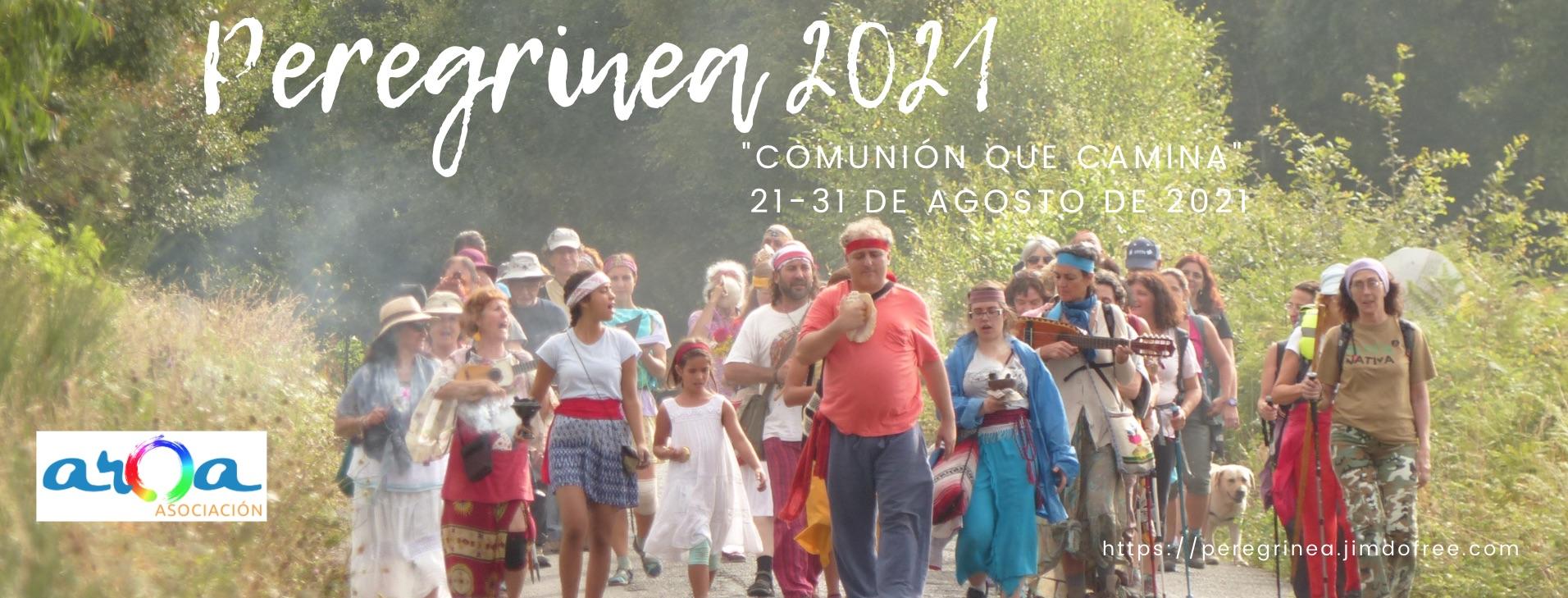 Calendario Aroa 2021